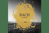 VARIOUS - Bach & Sons [CD]