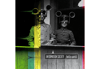 Information Society - Hello World  - (CD)
