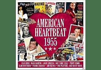VARIOUS - American Heartbeat 1955  - (CD)