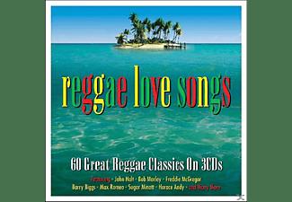 VARIOUS - Reggae Love Songs  - (CD)