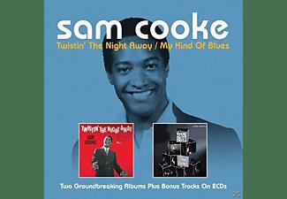 Sam Cooke - Twistin' The Night Away  - (CD)