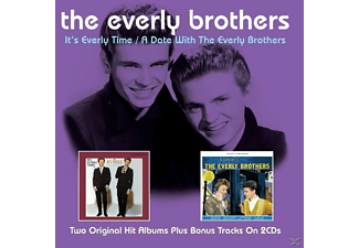 The Everly Brothers - It's Everly Time/A Date With The Everly Brothers  - (CD)