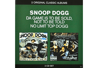 Snoop Dogg, VARIOUS - Classic Albums: Da Game Is To Be Sold, Not To Be Told / No Limit Top Dogg - (CD)