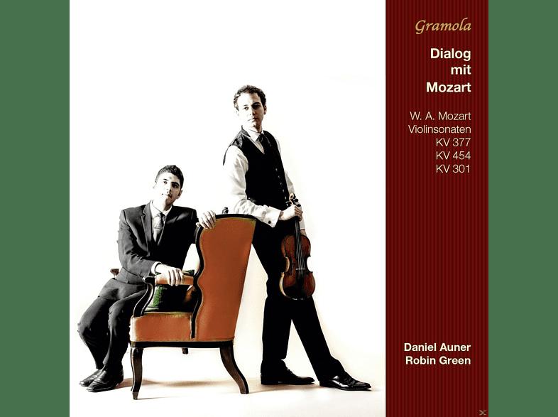 Daniel Auner, Robin Green - Dialog mit Mozart [CD]