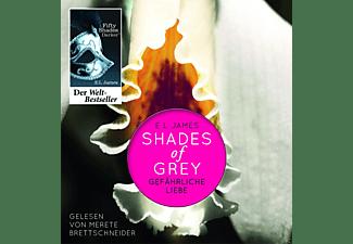 - Shades of Grey - Band 2: Gefährliche Liebe  - (MP3-CD)