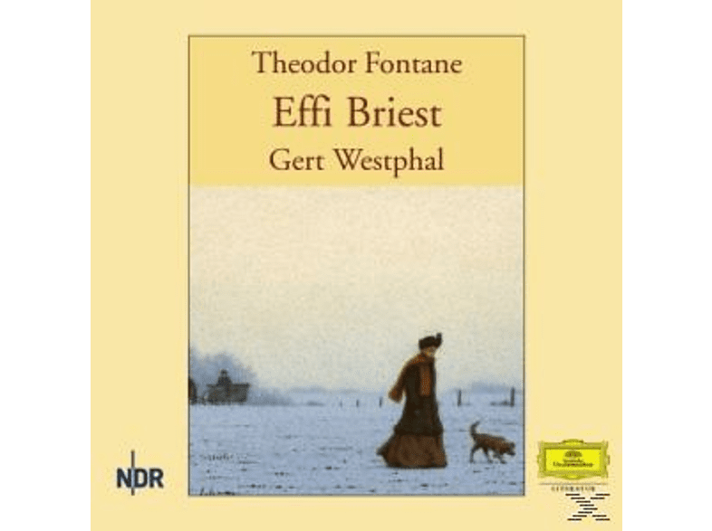 Effi Briest - (CD)