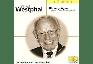 Hörvergnügen mit Gert Westphal  - (CD)