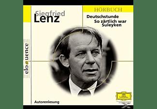 Deutschstunde & So zärtlich war Suleyken  - (CD)