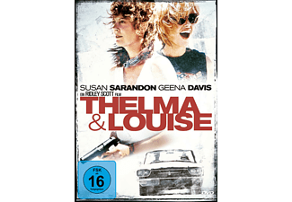 Thelma & Louise DVD