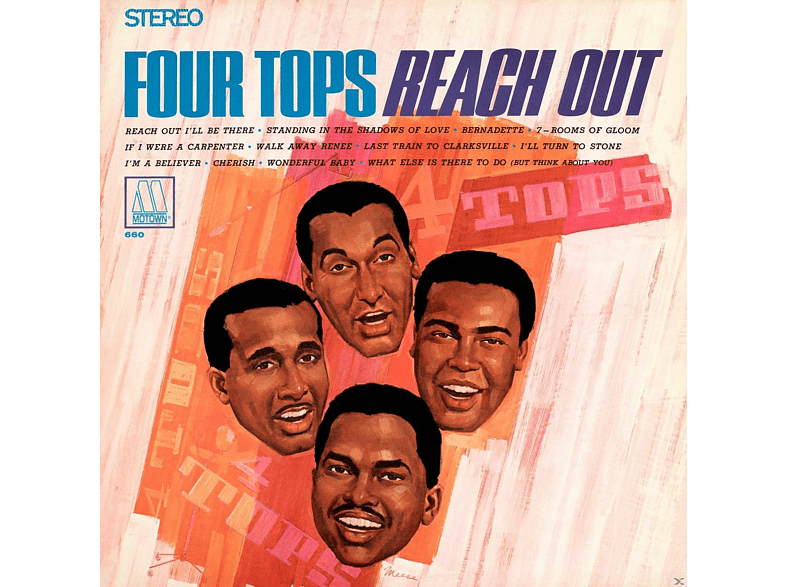 The Four Tops - Reach Out [CD]