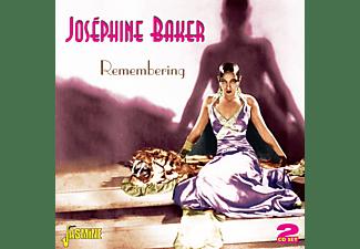 Josephine Baker - Remembering  - (CD)