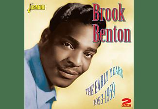 Brook Benton - Early Years 1953-59  - (CD)