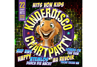 Chart Kids - Kinder Disco Chartparty - (CD)