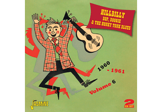 VARIOUS - Hillybilly Bop Boogie  - (CD)