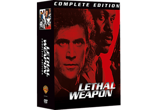 Lethal Weapon - Complete Edition [DVD]