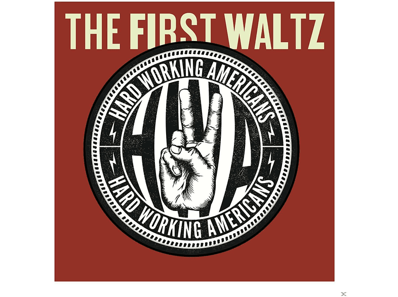 Hard Working Americans - The First Waltz (CD+DVD) [CD]
