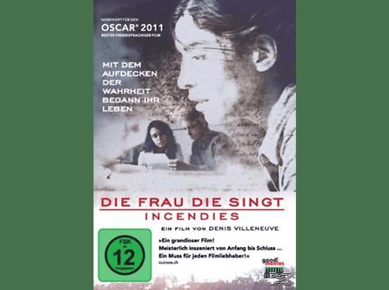 DIE FRAU DIE SINGT [DVD]