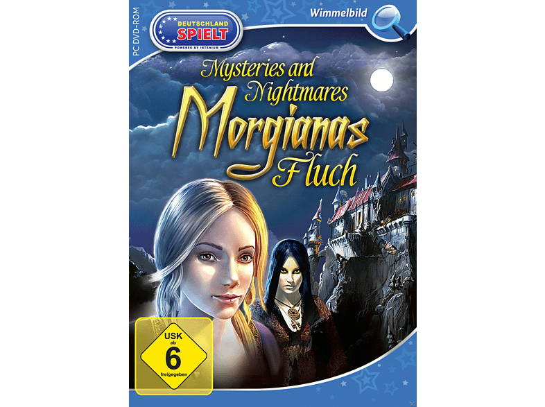 Mysteries and Nightmares: Morgianas Fluch [PC]