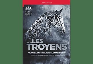 Antonacci/Hymel, Pappano/Hymel/Westbroek - Die Trojaner  - (Blu-ray)