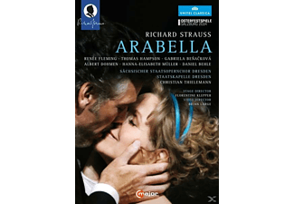 VARIOUS, Staatskapelle Dresden, Sächsischer Staatsopernchor Dresden - Arabella  - (DVD)