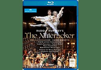 Konovalova/Shishov - Nureyev's The Nutcracker  - (Blu-ray)