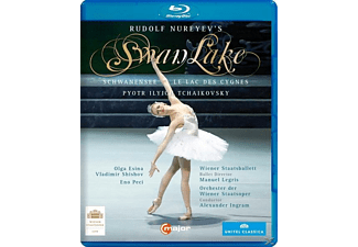 Esina/Shishov/Peci - Schwanensee  - (Blu-ray)