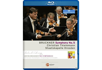 Thielemann Christian - Sinfonie 5  - (Blu-ray)