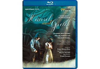 Nikiteanu & Hartelius - Hänsel Und Gretel  - (Blu-ray)