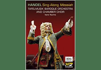 Tafelmusik Barockorchester, VARIOUS - Sing-Along Messiah  - (DVD)