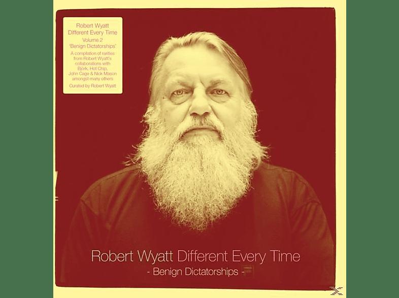 Robert Wyatt - Different Every Time/Vol.2 (2lp+Mp3) [LP + Download]