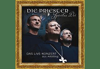 Die Priester - Spiritus Dei - Das Live-Konzert Aus Altötting  - (CD)