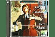 Rocco Filippini - Six Suites for solo cello [CD]