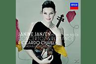 Riccardo Chailly, Jansen,Janine/Chailly,Riccardo/GOL - Violinkonzerte Op.64, 26/Romanze Für Viola Op.85 [CD]
