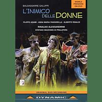 VARIOUS, Opéra Royal De Wallonie - L'inimico Delle Donne [DVD]