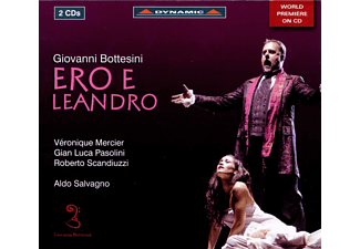 Veronique Mercier, Gian Luca Pasolini, Roberto Scandiuzzi, Aldo Salvagno - Ero e Leandro - (CD)