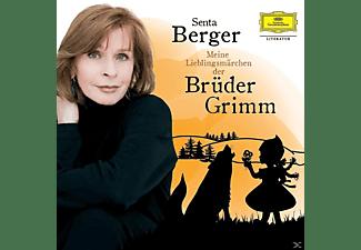 Meine Lieblingsmärchen der Brüder Grimm  - (CD)