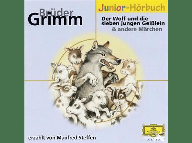 Aschenputtel, Froschkönig & der gestiefelte Kater - (CD)
