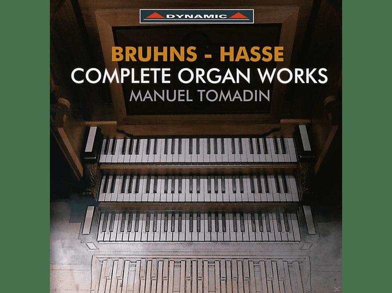 Manuel Tomadin - Sämtliche Orgelwerke [CD]
