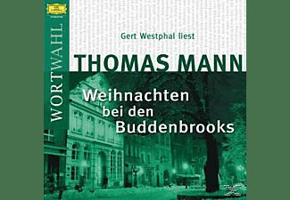 Gert Westphal - Weihnachten Bei Den Buddenbrooks  - (CD)