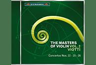 Franco Mezzena - Die Meister Der Violine Vol.2: Viotti [CD]