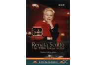 Renata Scotto, Thomas Fulton Renata Scotto - The 1984 Tokyo Recital [DVD]