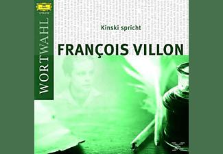 Klaus Kinski - Kinski Spricht Francois Villon  - (CD)