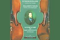 Salvatore Accardo - Paganinis Violine [CD + Buch]