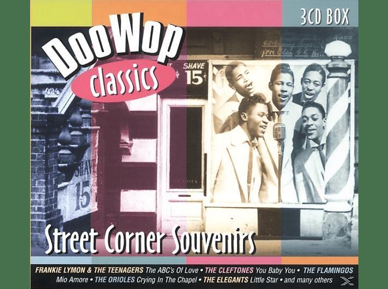 VARIOUS - STREET CORNER SOUVENIRS [CD]
