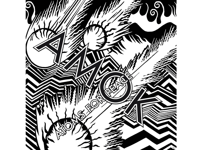 Atoms For Peace - Amok (Limited Deluxe Edition) [CD]