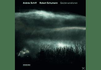 András Schiff - Geistervariationen  - (CD)