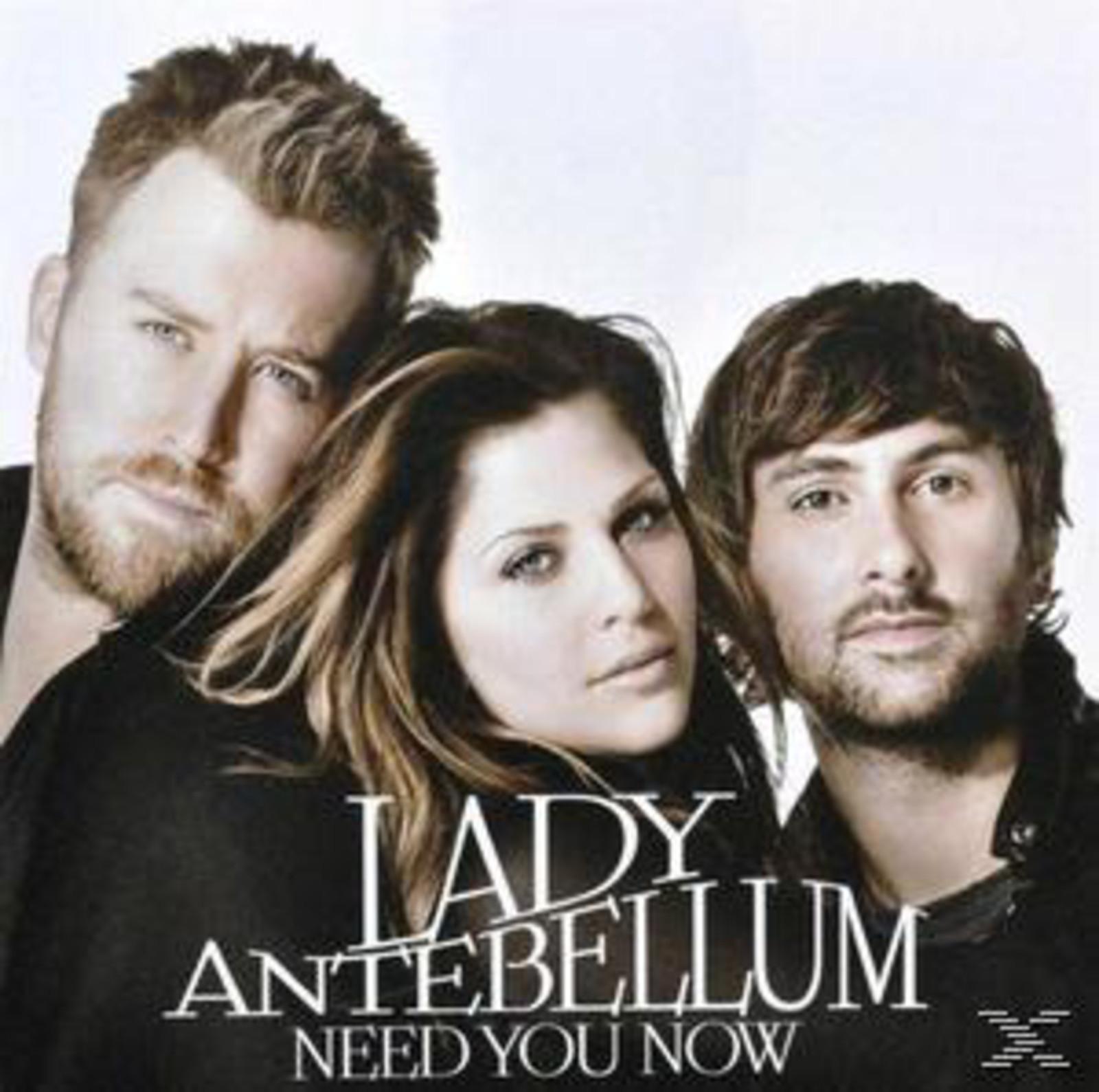 Lady Antebellum - Lady Antebellum - Need You Now [CD] 6