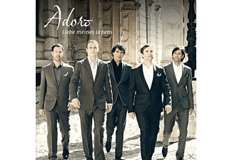 Adoro - Adoro - Liebe meines Lebens  - (CD)