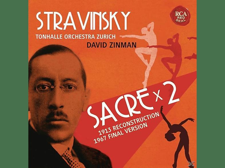 Igor Stravinsky - Le Sacre Du Printemps (Original Version) [CD]