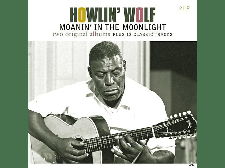 Howlin' Wolf - Howlin' Wolf/Moanin' In The Moonl [Vinyl]